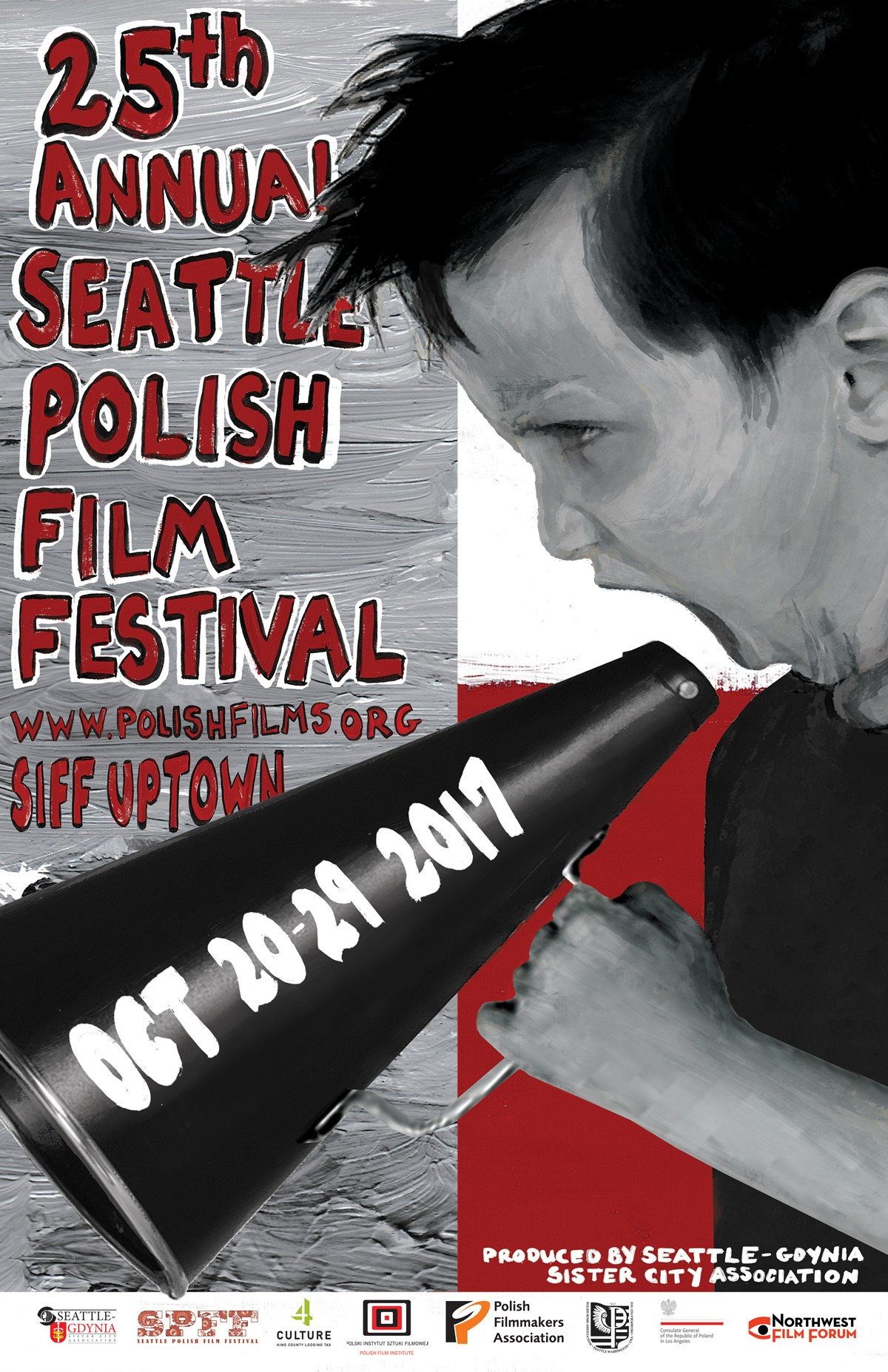 The 25th annual Seattle Polish Film Festival is coming soon!