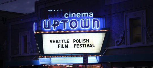 SPFF venue: SIFF Cinema at the Uptown
